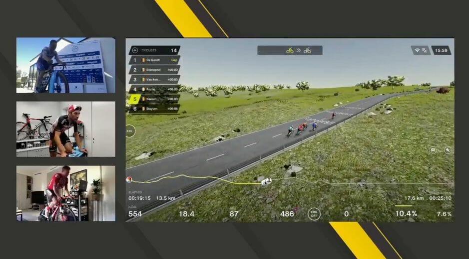 Virtual Tour of Flanders because of Corona crisis
